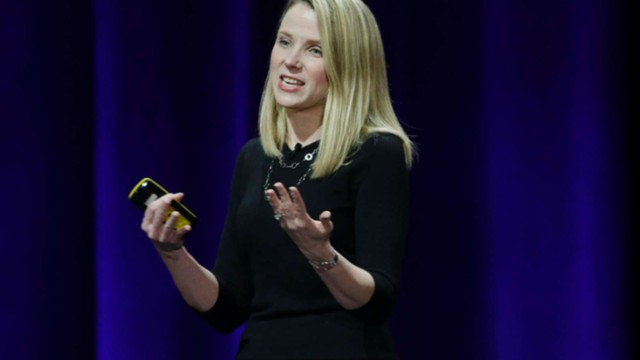 Руководитель Yahoo Марисса Майер покинет компанию после сделки сVerizon