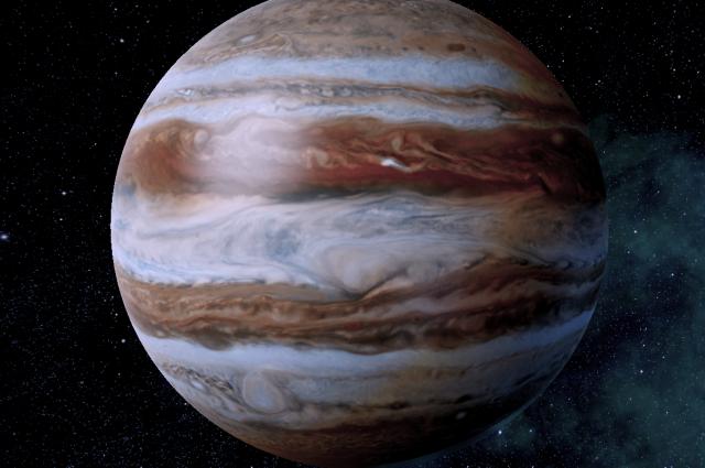 Юпитер засыпает зловонный снегопад— Ученые