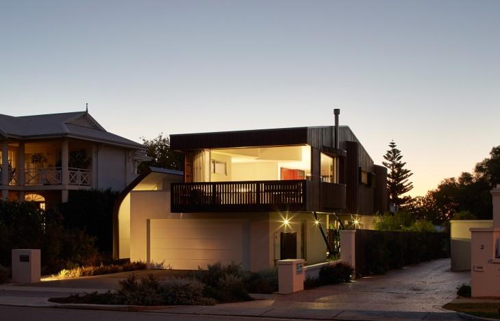 Mosman Bay House by Iredale Pedersen Hook Aarchitects