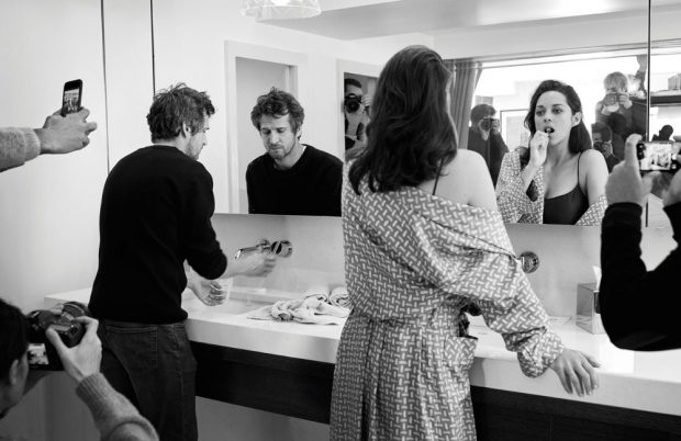 Madame Figaro Cover Story: Marion Cotillard & Guillaume Canet