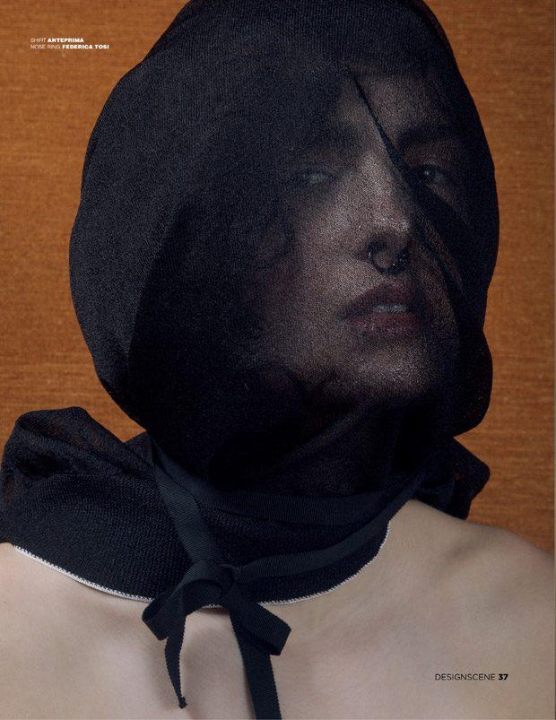 Jessica Peel in Curtain Call for Design SCENE Magazine March 2017 Issue
