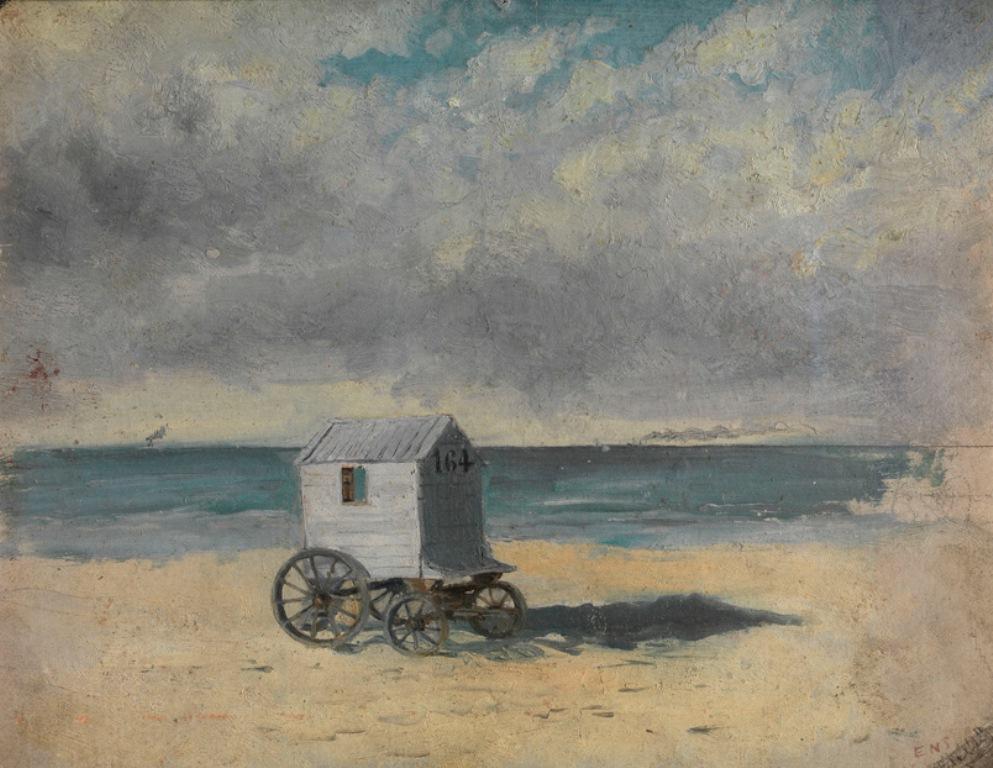 2-Живопись_James-Ensor_The-Bathing-Hut.-Afternoon.-1876.jpg