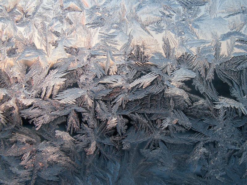Сегодня морозно
