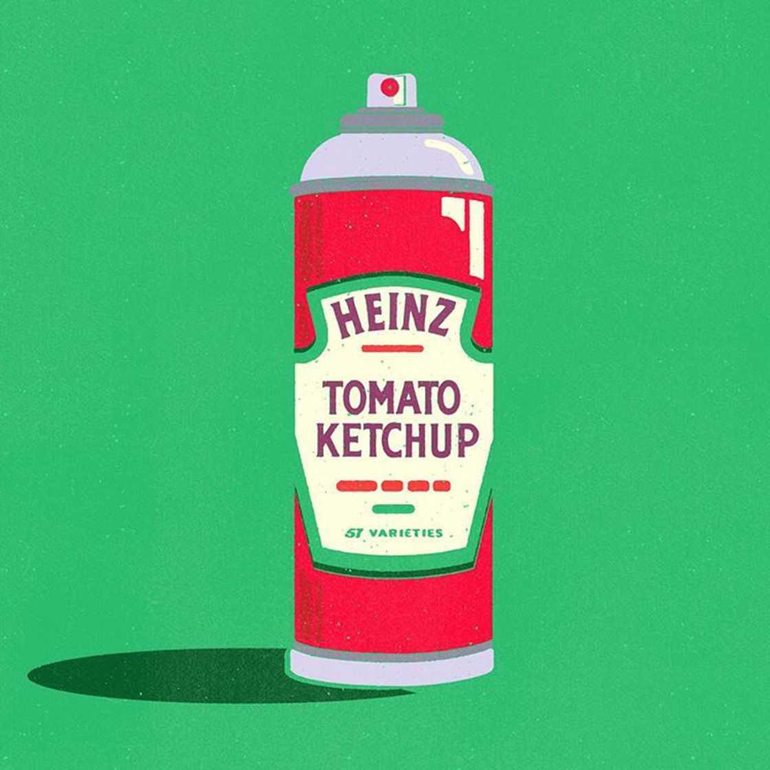 Brand Mixing - Quand un illustrateur melange les marques et les packagings