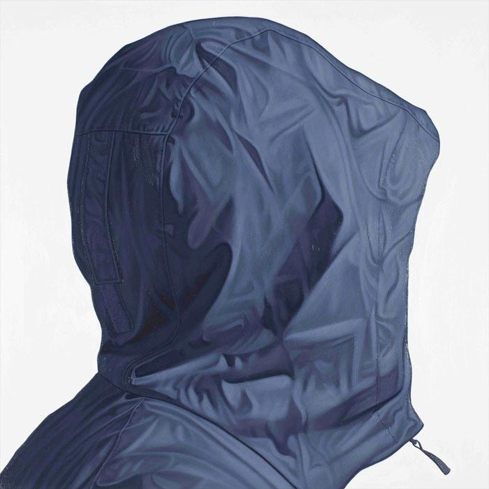Hooded Figures: Hyper-Realistic Paintings by Karel Funk