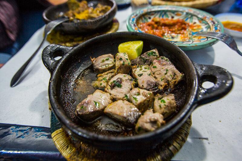 Январское  Марокко