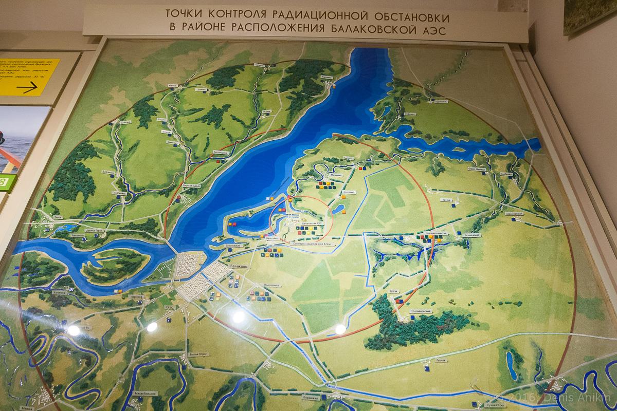 Информационный центр Балаковской АЭС фото 21