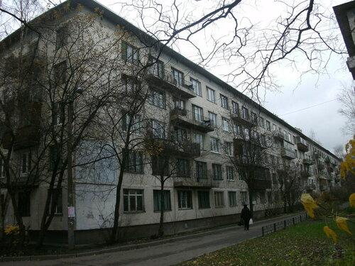 ул. Крыленко 25к1