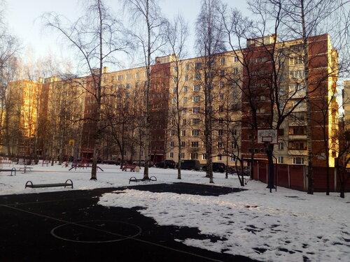 ул. Маршала Захарова 35к2