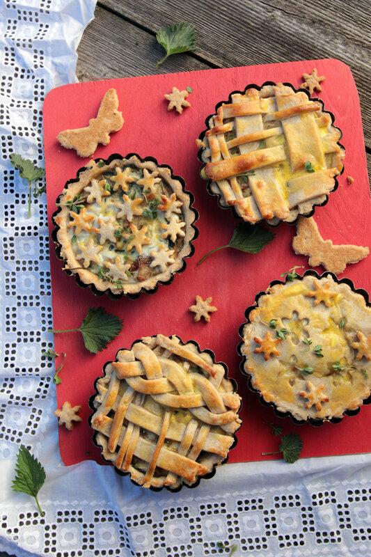 «Вкуснющие » пироги с крапивой.
