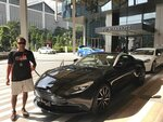 Aston Martin DB11 they're having a test drive day JW Marriott HotelSingapore.jpg