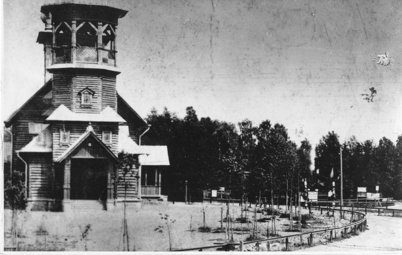 Саблино. Церковь во имя Св. Николая Чудотворца