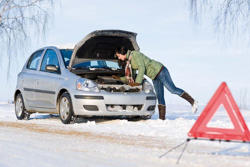 Как не замерзнуть зимой в машине