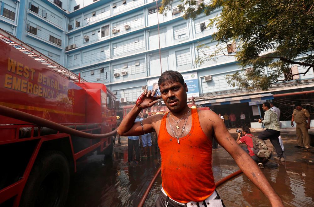 Снимки повседневной жизни в Индии