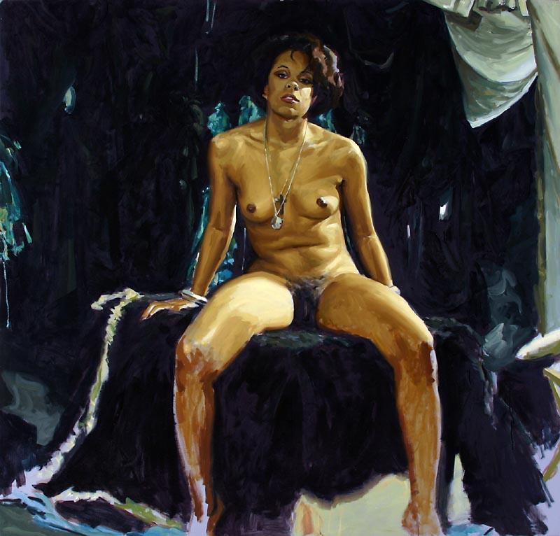 Современных художников фото порно картины