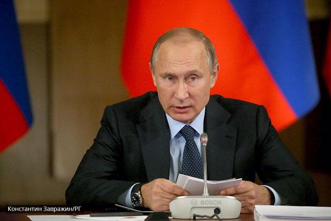 Путин не ожидает снижения ставки по ипотеке