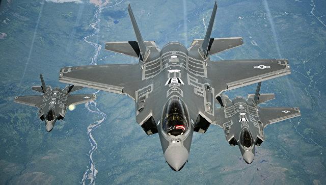 США начали размещать истребители F-35B вЯпонии