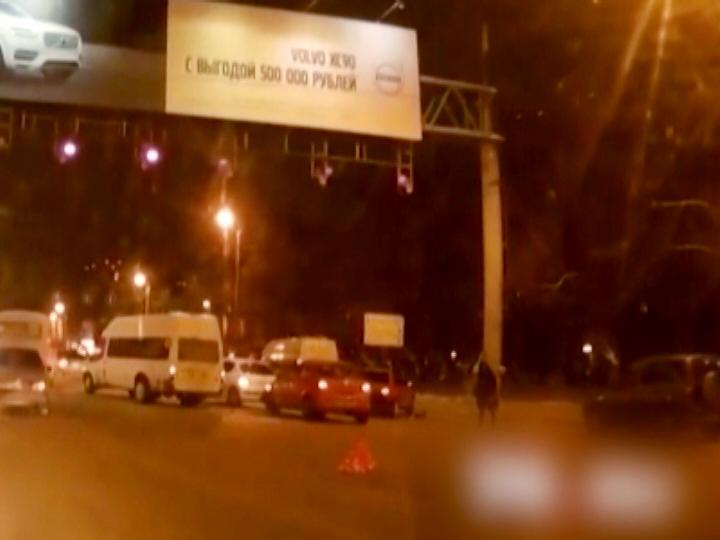 Коммунальная авария спровоцировала массовое ДТП вЧелябинске
