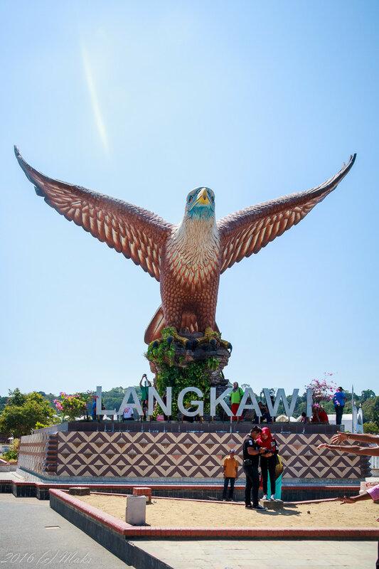 Символ острова Langkawi