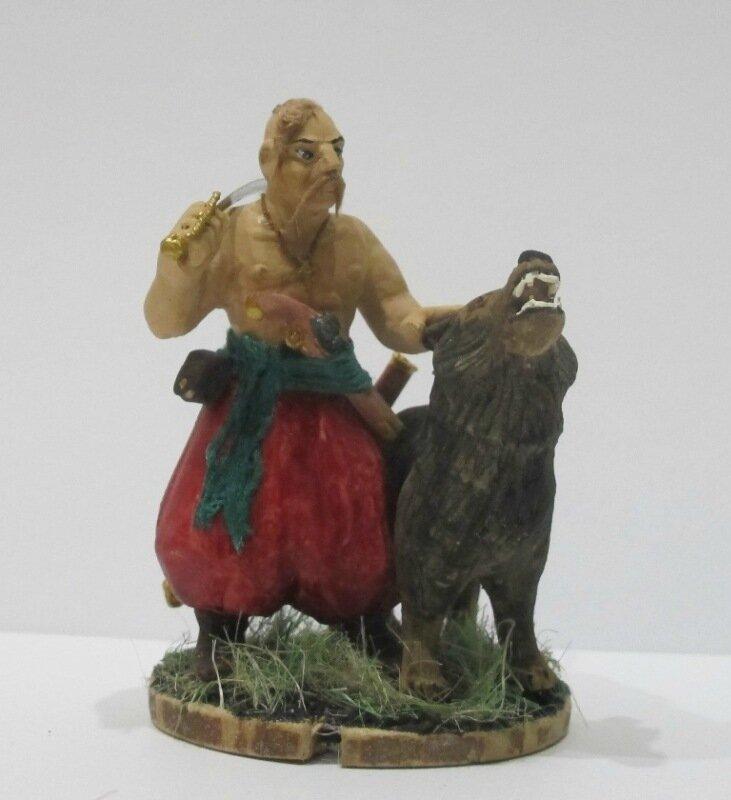 Козацька Покрова у мініатюрах козака Крутоуса