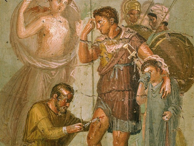 Хирургия в древности
