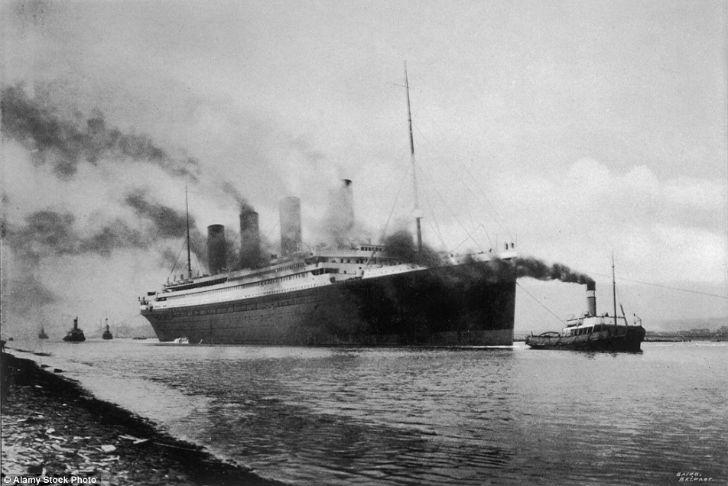 «Титаник II»: китайцы построят корабль, который снова отправится в плавание (33 фото)