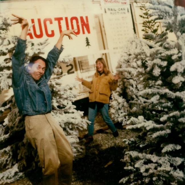 8декабря 1990г.: Укого-то возникла гениальная идея