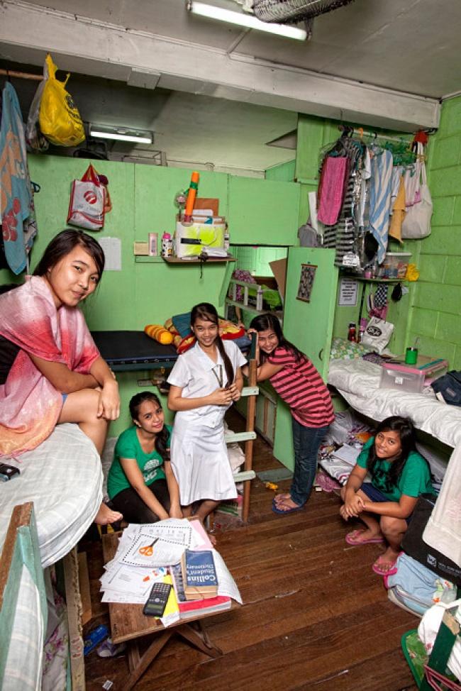 © imagesconnect  Примерно 27% филиппинцев неимеют начального образования , хотя оно бесплатн