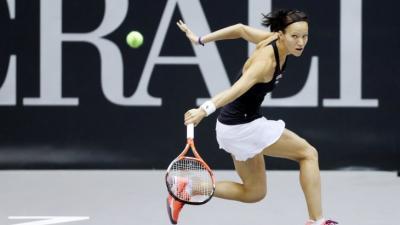 Словацкая теннисистка Цибулкова выиграла собственный 7-мой турнир WTA, победив вЛинце