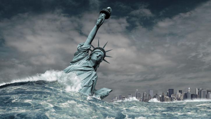 Климатологи прогнозируют рост числа ураганов насеверо-востоке США