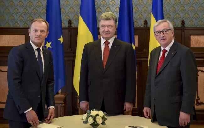 НаБанковой озвучили ожидания отсаммита Украина-ЕС
