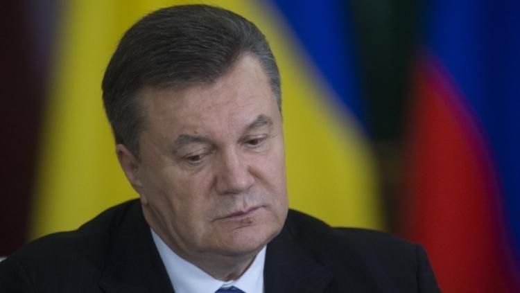 Беглый президент Украины назвал способ решения конфликта наДонбассе