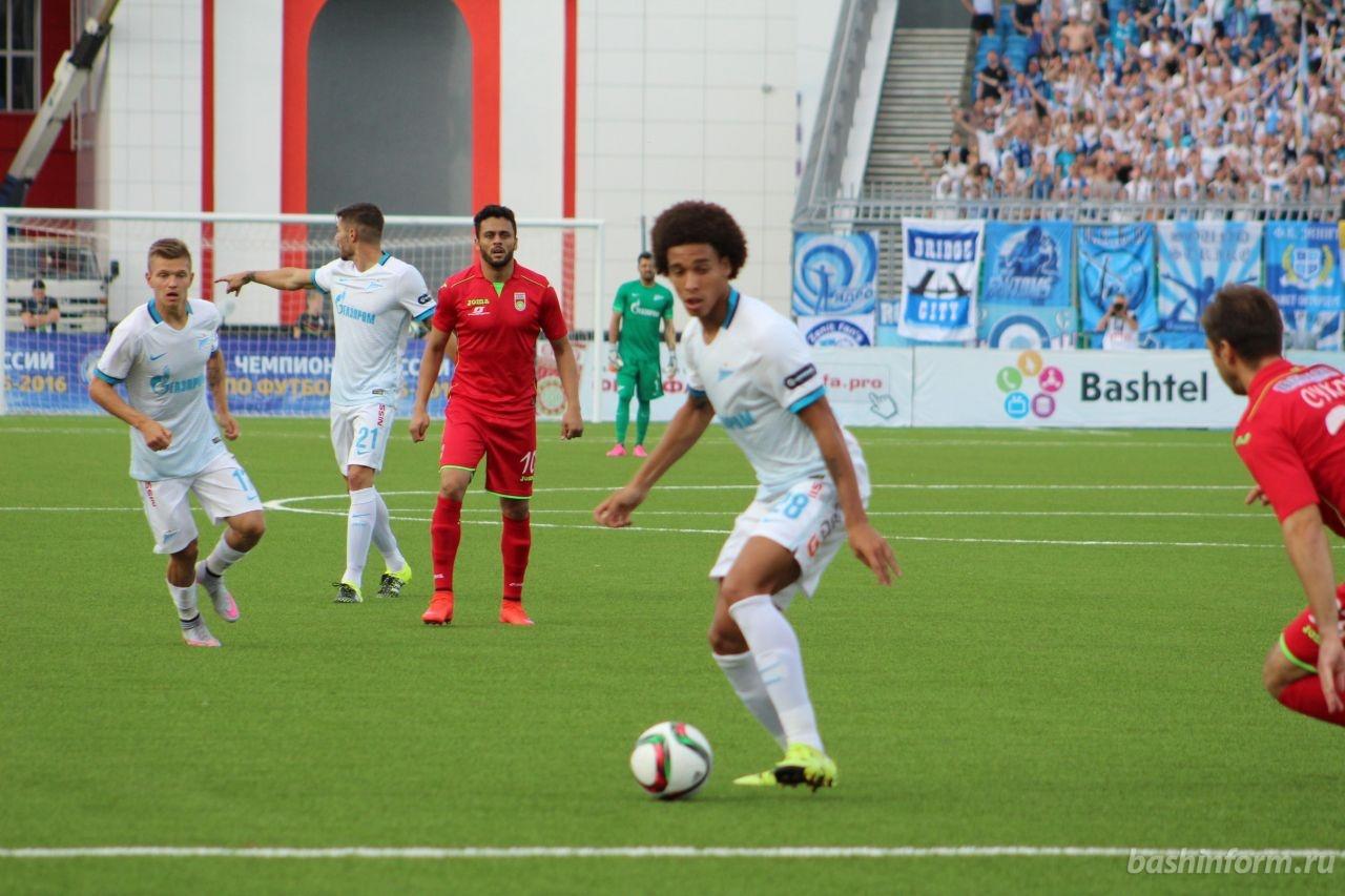«Ростов» и«Зенит» сыграли вничью вчемпионате Российской Федерации