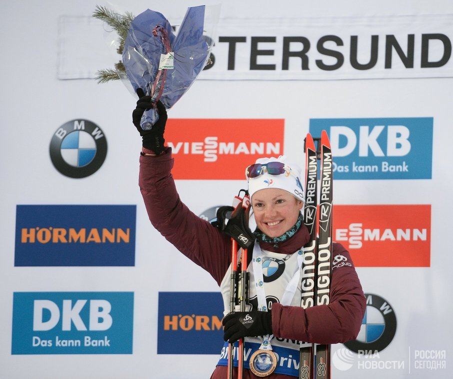 Скардино заняла 8-е место вспринте наэтапе Кубка мира вЭстерсунде