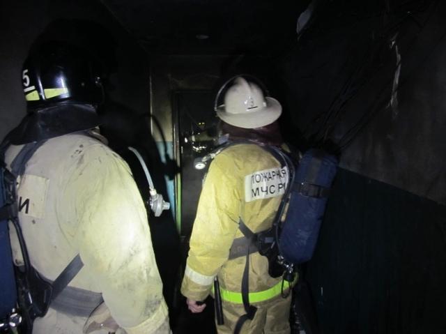 ВСамаре при тушении пожара наАэродромной обнаружили тела мужчины иженщины