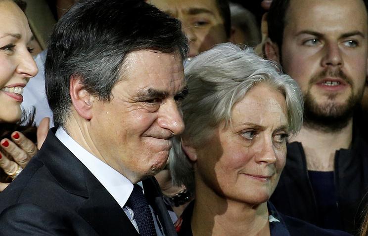 70% французов нехотят видеть Фийона своим президентом