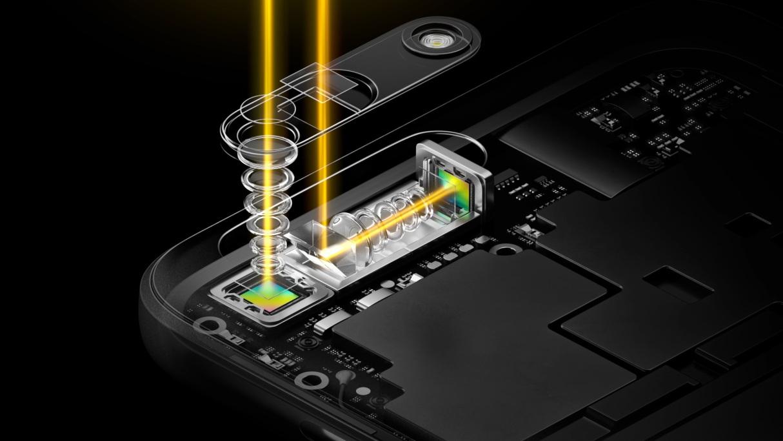 Смартфон Oppo спятикратным оптическим зумом получит сдвоенную камеру