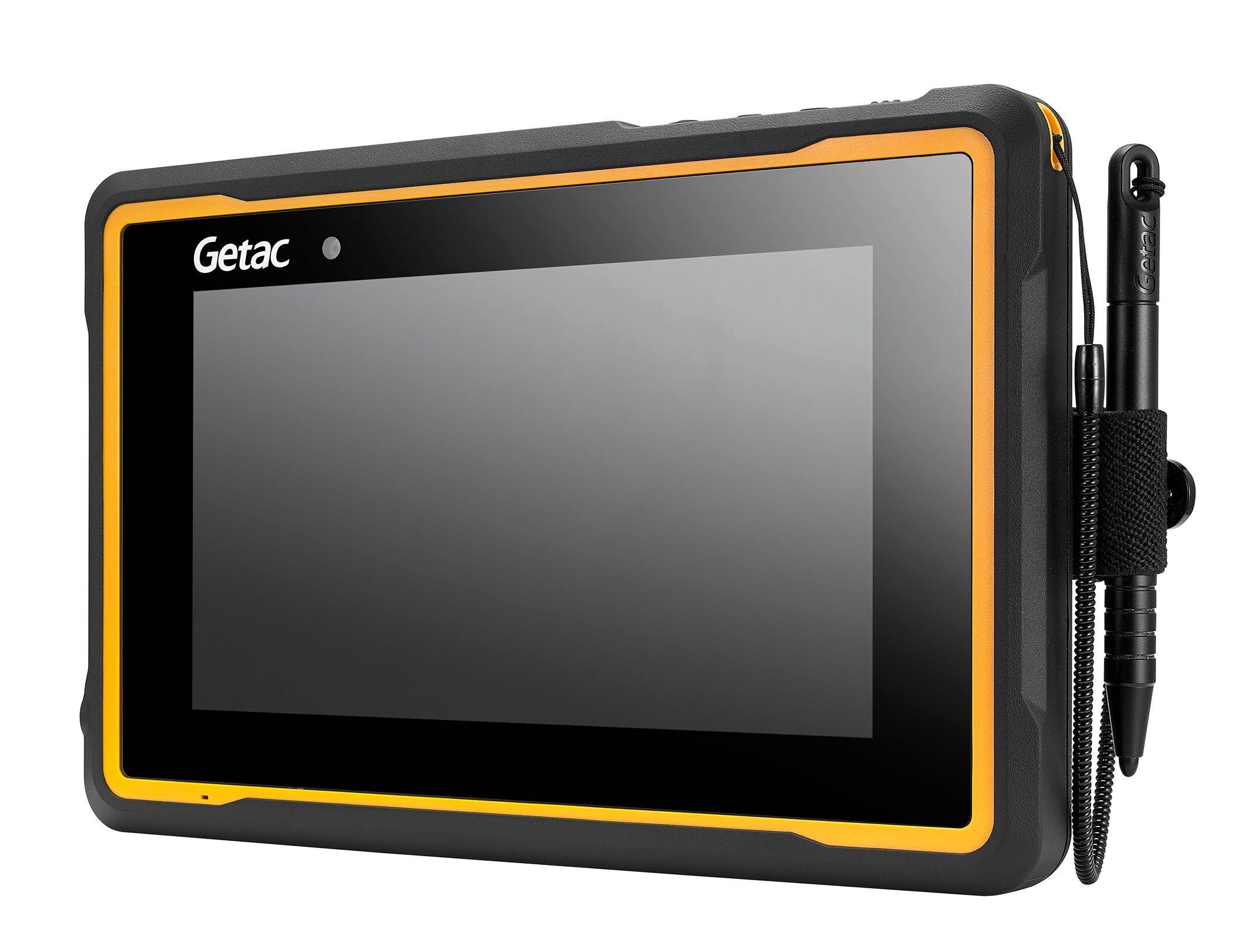Прочный планшет Getac ZX70 оснащён 7-дюймовым дисплеем
