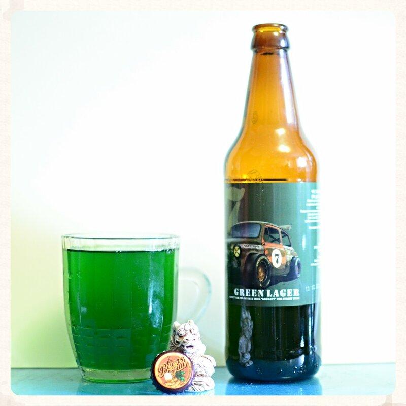 Beersfan 7 Green Lager