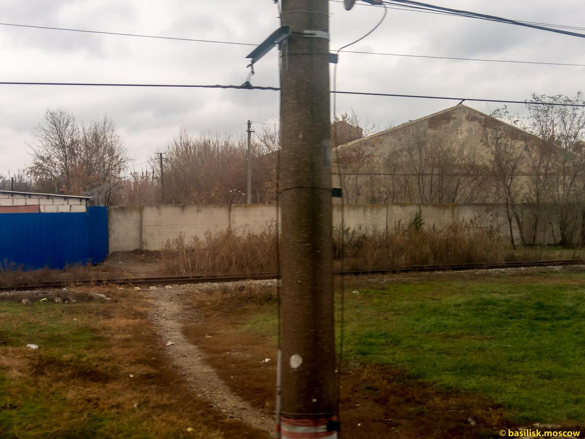 Чертково. Меловое. Граница с Украиной. Октябрь 2016