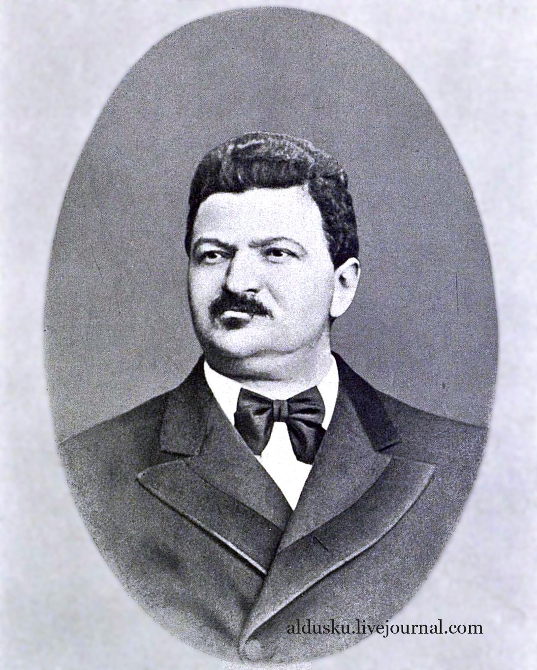 Вольф Маврикий Осипович (1825–1883)