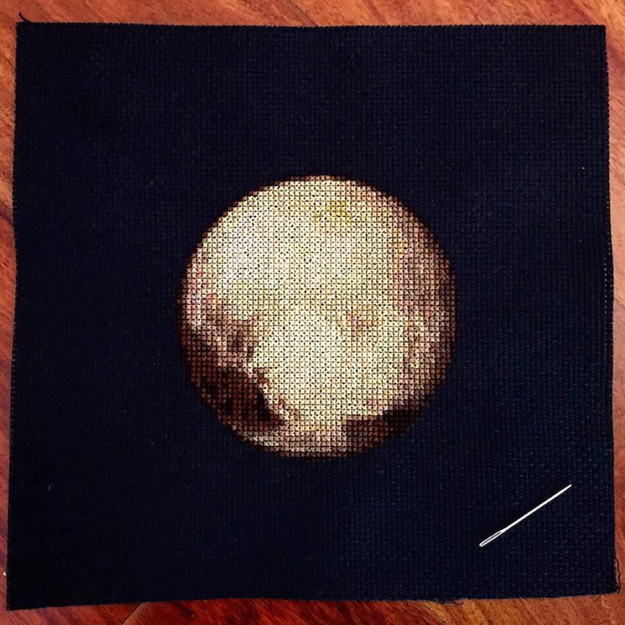 Cross-Stitching Planets