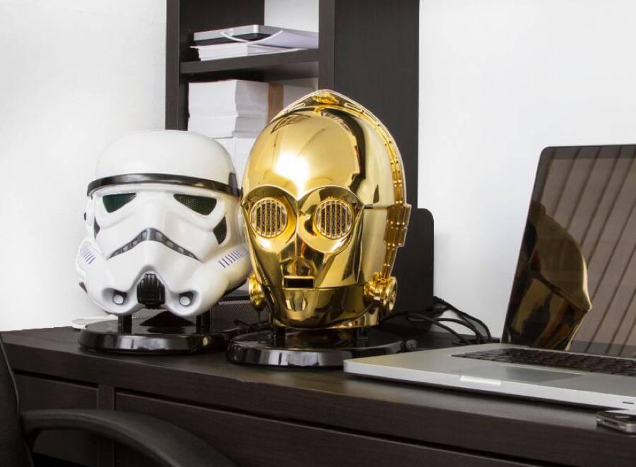 Star Wars Bluetooth Speakers