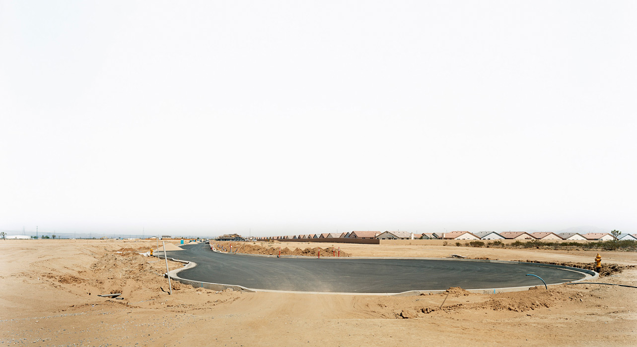Poetic Pictures of Horizon Lines by Sze Tsung Leong