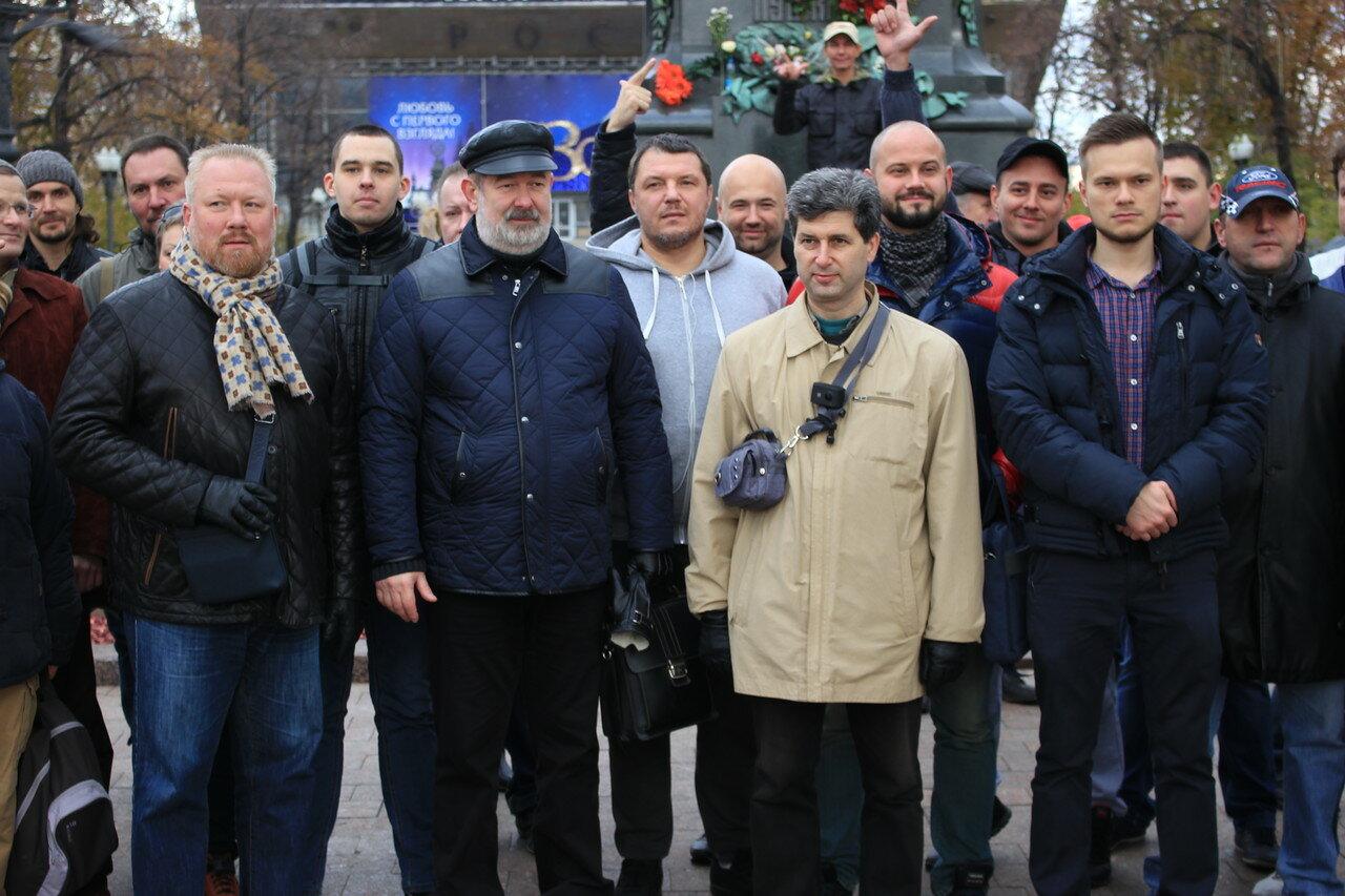 Марк Гальперин и Вячеслав Мальцев