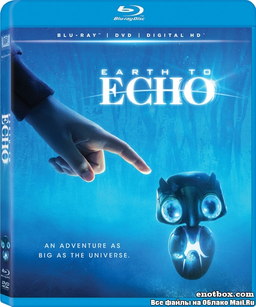 Внеземное эхо / Earth to Echo (2014/BDRip/HDRip)