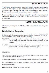 service - Инструкции (Service Manual, UM, PC) фирмы Ricoh - Страница 4 0_1b27fb_25473258_orig