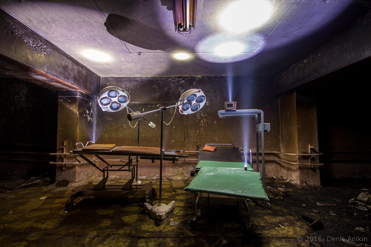 убежище больницы фото 20