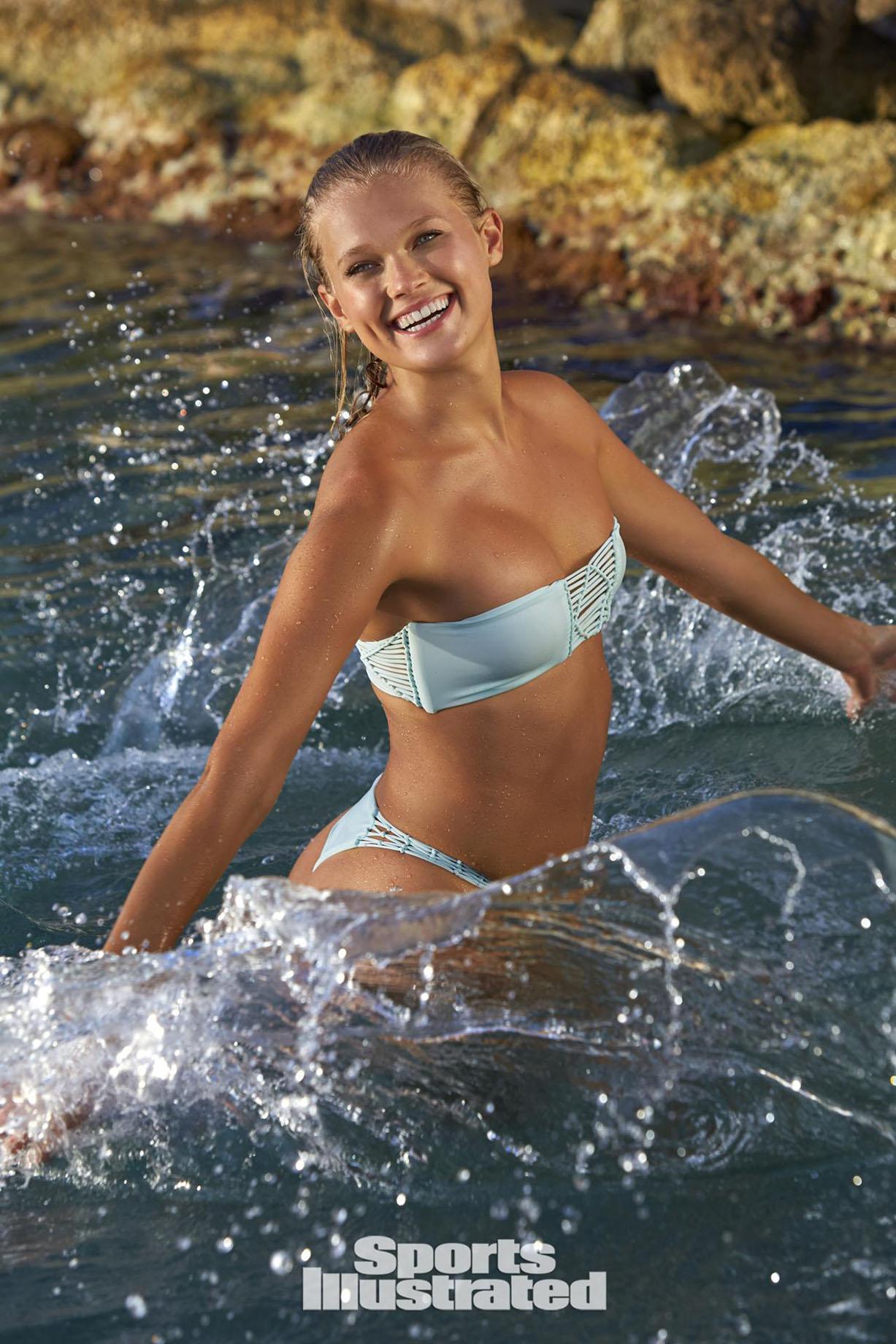 Vita Sidorkina / Вита Сидоркина в купальниках из новой коллекции Sports Illustrated Swimsuit 2017 issue / in Curacao by Ben Watts