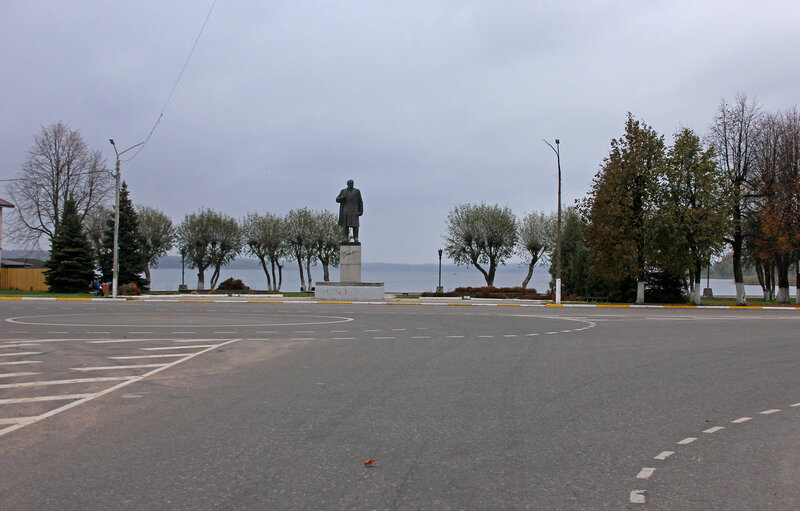 Памятник Ленину в Себеже
